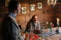 Cittaslow ansvarlig og turistsjef i Greve Alessandra Molletti